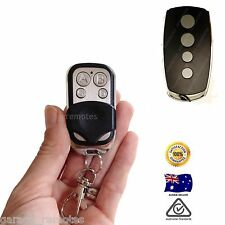 Aftermarket Remote Control Suits ECO Garage DOORS Silver Black, Grey buttons