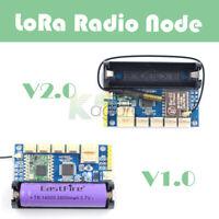 433/868/915MHz LoRa Radio Node Wireless Module ATmega328P Ra-02 RFM98 RFM95