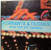 Ferrante & Teicher Play the Hit Themes Reel to Reel Tape: