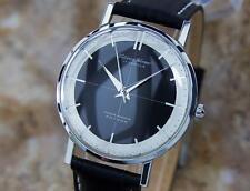 Citizen Homer Rare Japanese Men's 1950s Vintage Stainless Steel Manual Watch U5