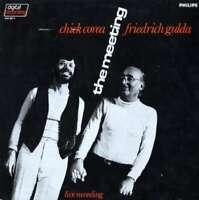 Chick Corea & Friedrich Gulda - The Meeting (LP, Vinyl Schallplatte - 140364