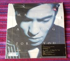 James Hsiao ( 蕭敬騰 ) ~ Mr J ... A Song For You ( Taiwan Press ) Cd