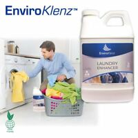 EnviroKlenz Liqud 15 Loads Fragrance Free, Non-Toxic Laundry Additive For...