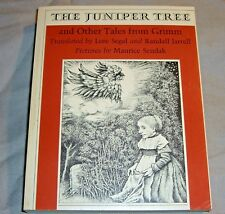 THE JUNIPER TREE Other Tales from Grimm MAURICE SENDAK 1st paperback ed. 1976 NM