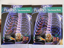 Science Fusion The Human Body Holt McDougal Module C WorkText 2 Lot 2012 160-6H