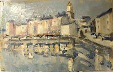 Henri Sie Saint Tropez Le Port ( Monogramme)