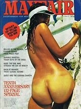 MAYFAIR MAGAZINE VOLUME 11 Number 9 mens adult glamour magazine