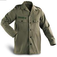 New Mens Military Field Army Combat Jacket BDU Coat Vintage Surplus X-LARGE