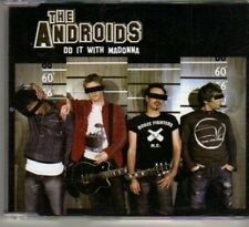 (DF630) The Androids, Do It With Madonna - 2003 DJ CD