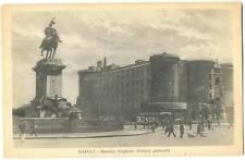 NAPOLI - MASCHIO ANGIOINO - VEDUTA GENERALE