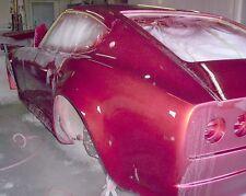 "3"" Bulge IMSA front and rear flares fits 1970-1978 Datsun 240Z 260Z 280Z (FF005)"