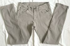 ZARA Herren Jeans grau Größe W34/L32