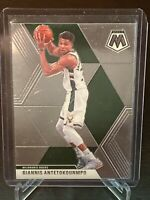 2019 - 2020 Panini Mosaic Giannis Antetokounmpo Milwaukee Bucks #75 Mint