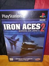 Iron Aces 2: Birds of Prey - Sony PS2 PAL - Includes Manual