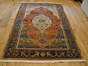 Modern Turkish MultiColour Traditional Soft Kilim Rug Carpet Silky Faded Design