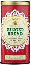 Cuppa Cake Gingerbread Red Tea, The Republic of Tea, 36 tea bag