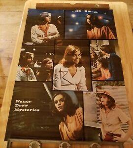 1977 Nancy Drew Mysteries Universal Studios Large Collage Poster