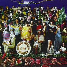 The Mothers of Invention : We're Only in It for the Money CD (2012) ***NEW***
