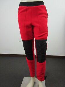 Unisex Mens TNF The North Face 95 Retro Denali Full Zip Fleece Pants - TNF Red