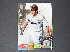 FABIO COENTRÃO REAL MADRID UEFA PANINI FOOTBALL CARD CHAMPIONS LEAGUE 2011 2012