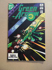 Green Arrow 3 of 4 . DC 1983 . FN +
