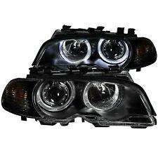 Anzo USA 121269 Projector Headlight Set w/Halo
