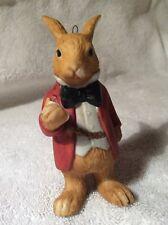 Silvestri March Hare Ornament Alice in Wonderland Very Rare Excellent Condition