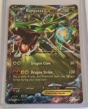 Pokemon Rayquaza Ex Promo XY73 Half Art Holo Mint