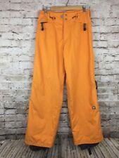 Roxy Snow Pants Womens Small S X-Series Ski Snowboarding X Series Orange