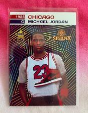 Michael Jordan Prism Nike Air Shoe Promo 1985 Rookie 🔥1000 Made 🔥 Rare #23 GEM
