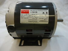 Dayton Belt Drive Fan & Blower Motor 3/4HP 1D170 Type: Split Ph 1725 RPM 115 V