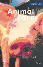 Animal Farm (Penguin Longman Reader Advancd)-ExLibrary