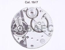 "Roskopf Wille Fréres WF 19"" 7 19/7 Patent 30353 part 240 Chausse Rocchetto NOS"
