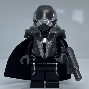 Lego Minifigure General Zod sh076 Man Of Steel 76003, 76009 Mini Figure