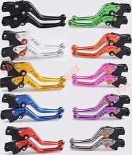 CNC Brake clutch levers for Yamaha YZF R125 2008-2011