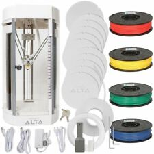 Silhouette Alta 3D Printer Bundle With 4 Filaments