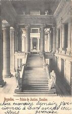 Br34809 Bruxelles Palais de Justice Escalier Belgium