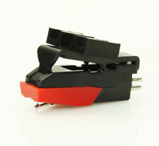 RECORD PLAYER TURNTABLE CARTRIDGE WITH 1/2' MOUNT CERAMIC    BSR SC11M  BSR SC12