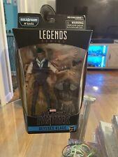 """Hasbro Marvel Legends Series Black Panther Ulysse Klaude 6"""" Action Figure NEW"""
