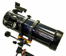 Celestron AstroMaster 114EQ Telescope with Motor Drive