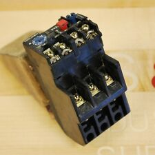 Toshiba T13J-Q Overload Relay, 110/220VAC 3/2.5 Amps - USED