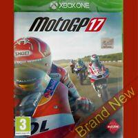MotoGP 17 Xbox ONE ~ PEGI 3+ UK Stock - Brand New & Sealed!