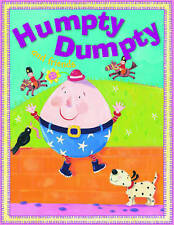 Humpty Dumpty and Friends (Nursery Library), Belinda Gallaher, Excellent Book