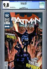 Batman #90 (2020) DC CGC 9.8 1st Appearance of Designer