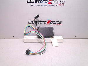 AUDI 100 200 80/90 COUPE V8 1988-94 CONTROL & REGULATING UNIT FOR A/C 443820504