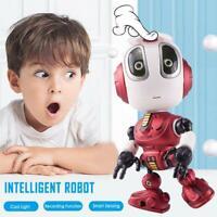 Smart Robot Talking Alloy Robot Control Interaktiver Sprachwechsel Kid toy