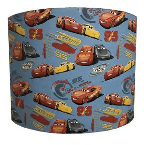 Lampshades Ideal To Match Lightning McQueen Wallpaper & Lightning McQueen Duvets