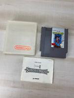 Castlevania II 2 Simon's Quest (Nintendo , NES) W/ Manual & Hard Case Tested
