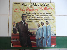 ROCKABILLY BUDDY HOLLY AND THE CRICKETS STARS ON ROCK'N'ROLL