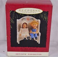 Hallmark Keepsake Ornament Our little Blessings 1995
